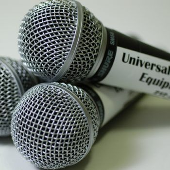 Microphone & Speakers