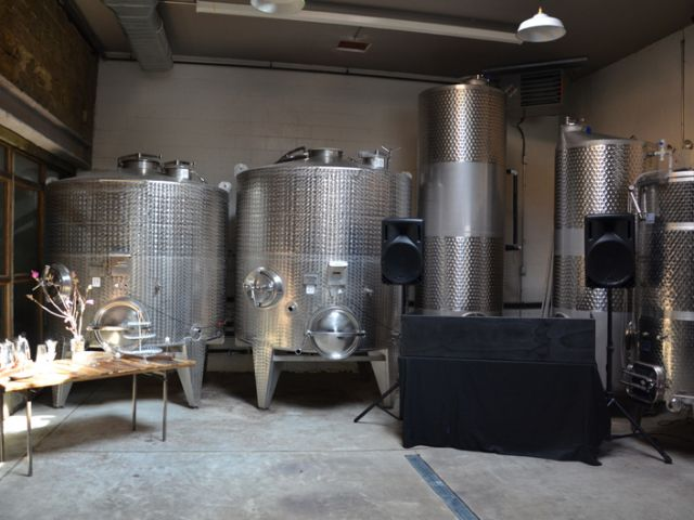 The Brooklyn Winery (Brooklyn, New York) - DJ Equipment for reception