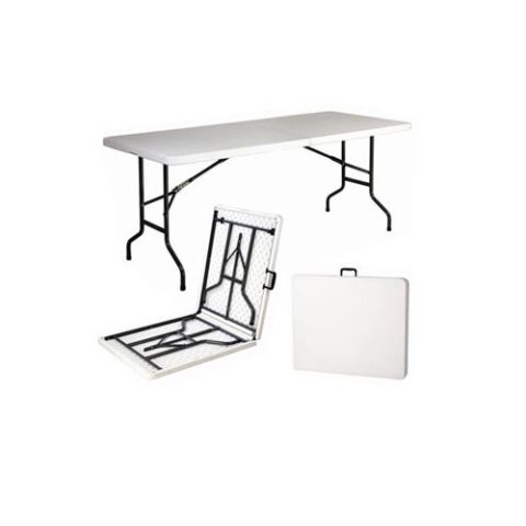 6-foot Center Folding Banquet Table