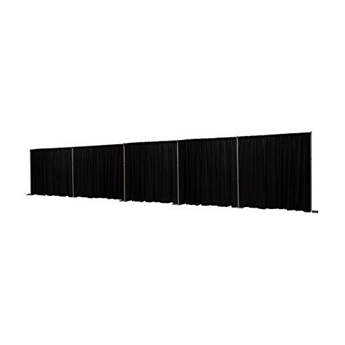 Pipe and Drape Panel (Black)