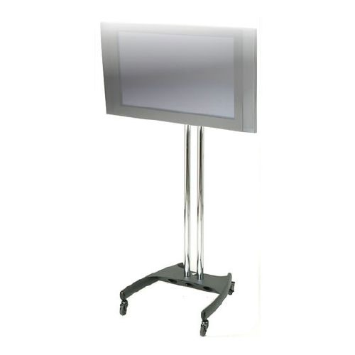 Premier Mounts PSD-BWLB Mobile Flat Screen Floor Stand with wheels