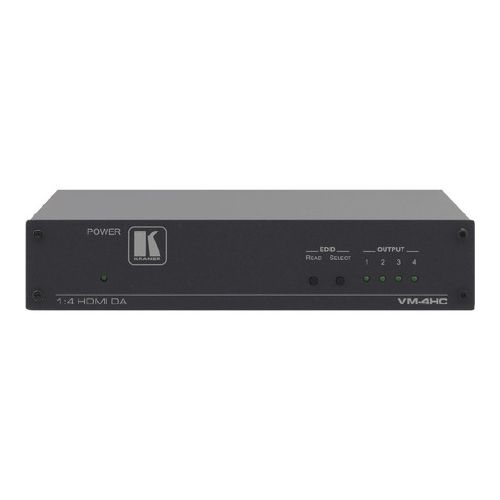Kramer 1-4 HDMI Distribution Amplifier (1 HDMI Inputs 4 HDMI Outputs)