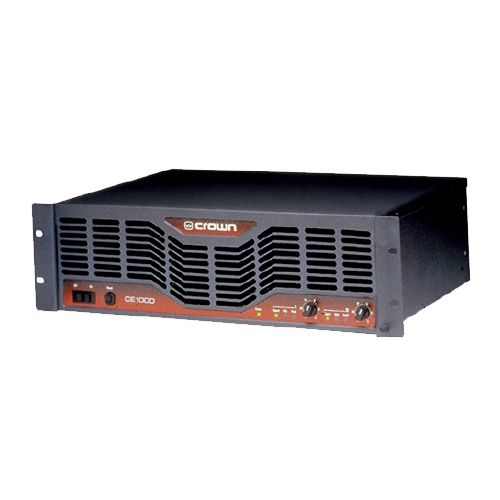 CE1000 Crown Audio Professional Power Amplifier
