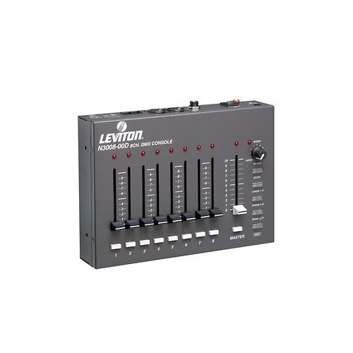 8 ch. Dimmer Pack Controller