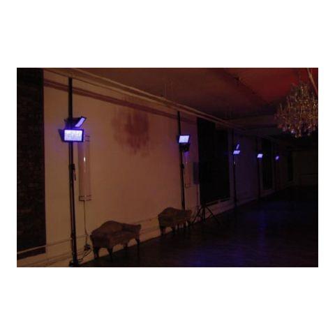 Chauvet LED Shadow DMX LED UV Blacklight
