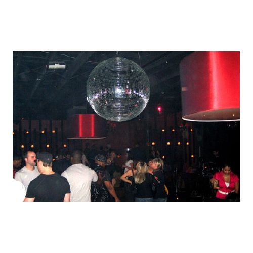40 Mirror Ball with AC Motor