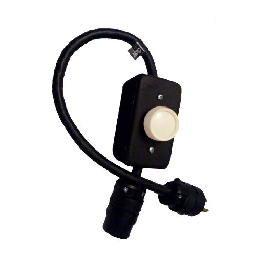 1000 Watt Plug-In Dimmer for Halogen and Incandescent Bulbs