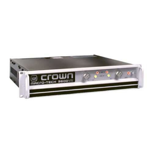 Crown MA-3600 Power Amplifier