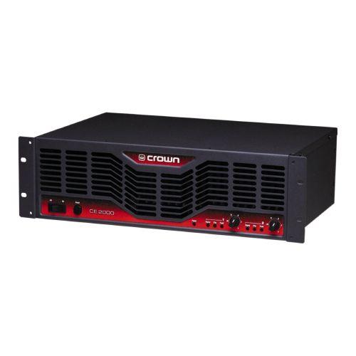 CE2000 Crown Audio Professional Power Amplifier