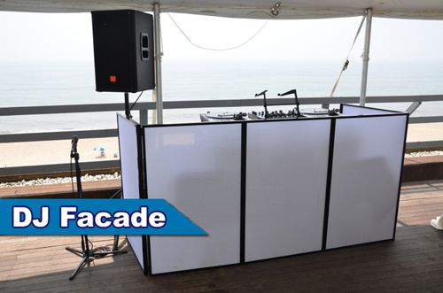 DJ Facade Frontboard
