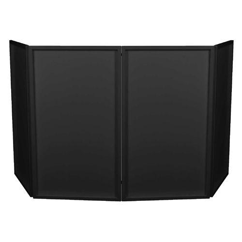 DJ Facade Frontboard Black