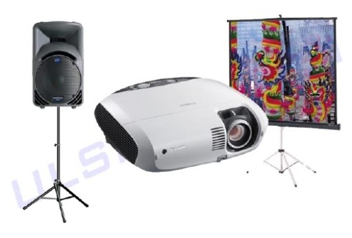Projector Package #2 Rental