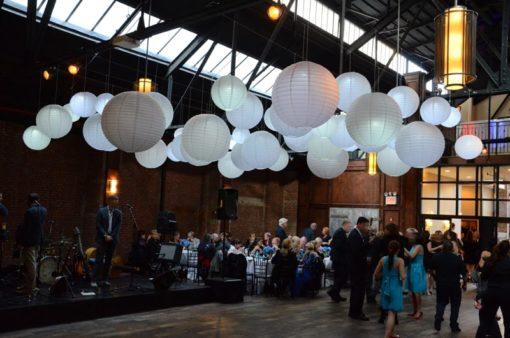26 Bridge - Paper Lanterns
