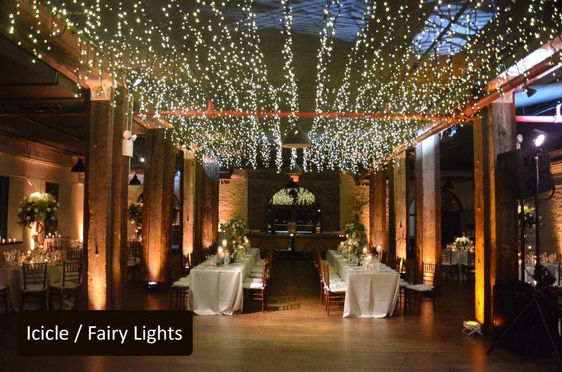 Icicle Fairy lights
