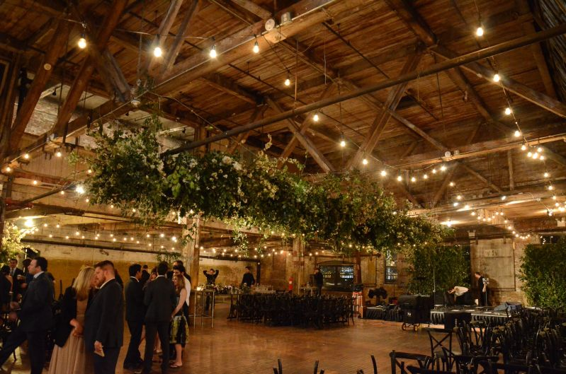 The Greenpoint Loft Parallel String Lights