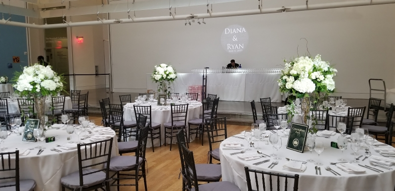 The Queens Museum - Custom Gobo