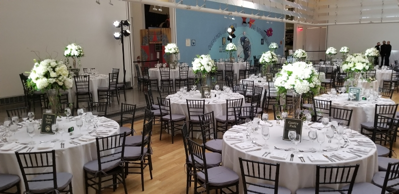 The Queens Museum - Pinspots