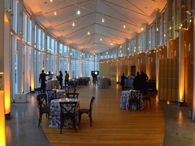 The Lillian and Amy Goldman Atrium - The Brooklyn Botanical Gardens