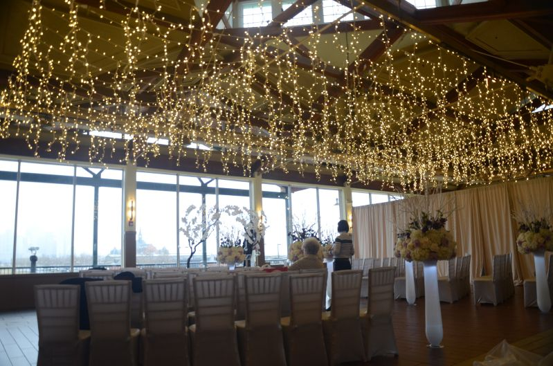The Liberty House Restaurant - Fairy/Icicle Lights