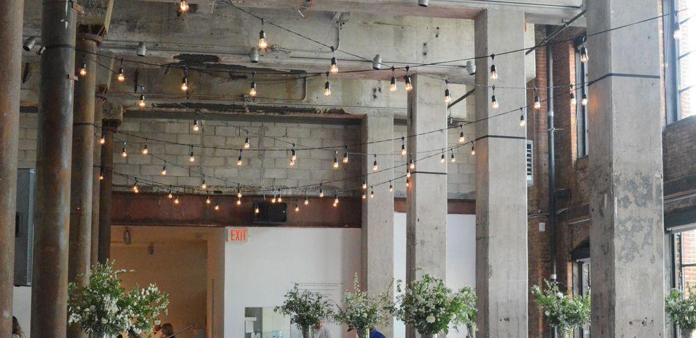 The Smack Mellon - String Lights