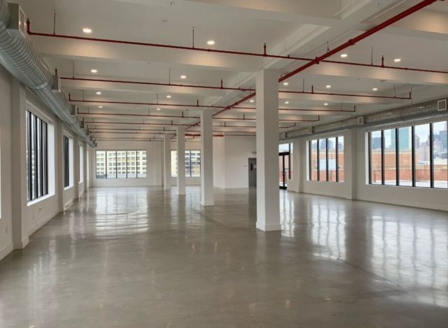The Bordone LIC - 3rd Floor - Main Reception Room