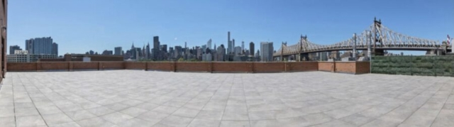 The Bordone LIC - 3rd Floor - Outdoor Patio Terrace