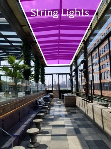 74Wythe - The Rooftop - The North Terrace